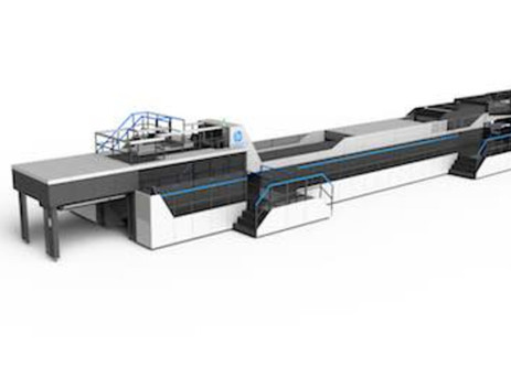 HP rolls out new printhead design for PageWide C500 corrugated press