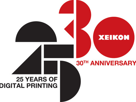 Xeikon to launch jubilee book to mark digital print's 25-year journey