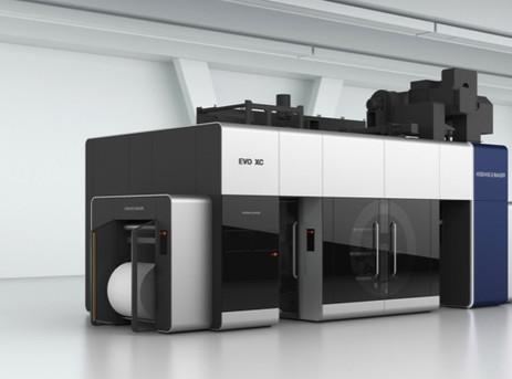 Koenig & Bauer launches new Evo XC compact CI flexo press