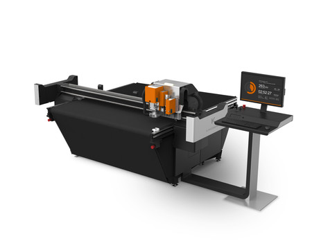 Kongsberg launches small high-speed production table