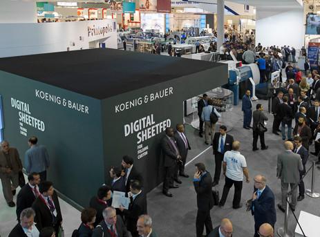 Koenig & Bauer commits to drupa 2021