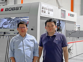 Malaysia's Tung Lim invests in Bobst flatbed die-cutter