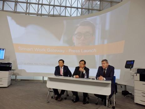 Fuji Xerox Asia Pacific introduces Smart Work Gateway Concept