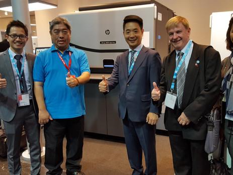 HP announces new regional Indigo installations