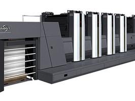 China company makes record breaking RMGT sheetfed press order