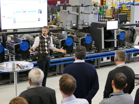 Gallus hosted Open Day