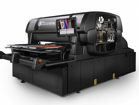 Kornit launches innovative industrial polyester printing technology