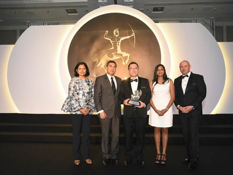 Fuji Xerox named 'Best Green Company of the Year' at Asia Corporate Excellence & Sustainability