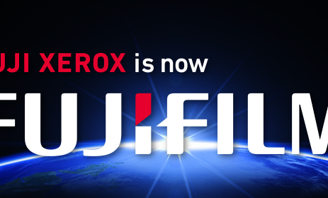 Fuji Xerox officially renamed FUJIFILM Business Innovation