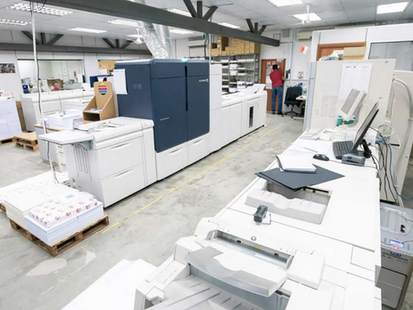 Digitising a Traditional Print Business