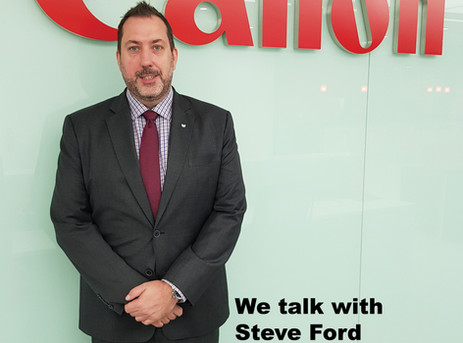 Canon Production Printing - The New Face of Océ