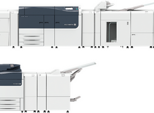 Fuji Xerox launches new Versant production printers