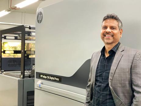 Trigon installs Asia's first HP Indigo 25K