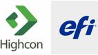 Highcon and EFI announce global partnership