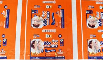 BRONZE Winner  Flexo Mid Web Film (501-9