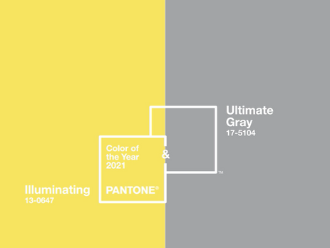Pantone announced 2021 Color of The Year