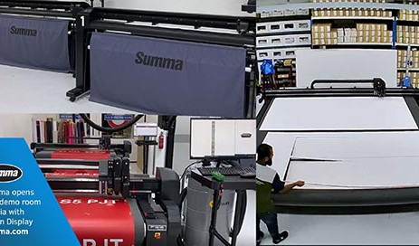Summa opens new demo room in Singapore