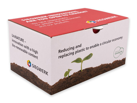 Siegwerk launches sustainable inks for paper and board