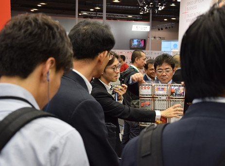 MPS breaks sales records at Labelexpo Europe