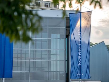 Koenig & Bauer achieves more than €1bn in 2020