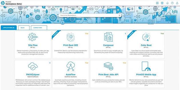 HP expands PrintOS marketplace