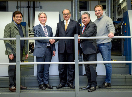 India's Parksons Packaging installs 101st Koenig & Bauer printing units