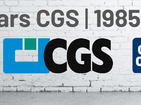 CGS launches new branding and look