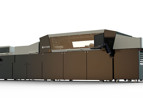 Scodix launches new press with foil station
