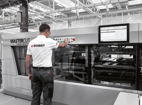 Bobst launches connected technology solutions for folding carton