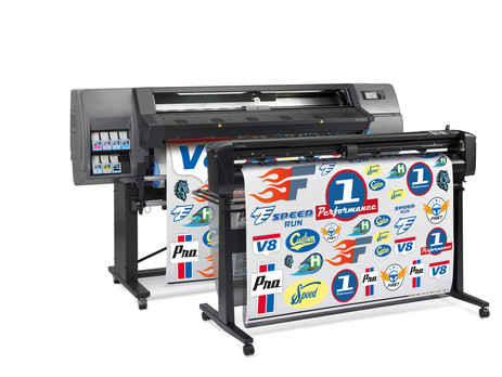 HP Inc. Introduces Latex Print and Cut Solutions