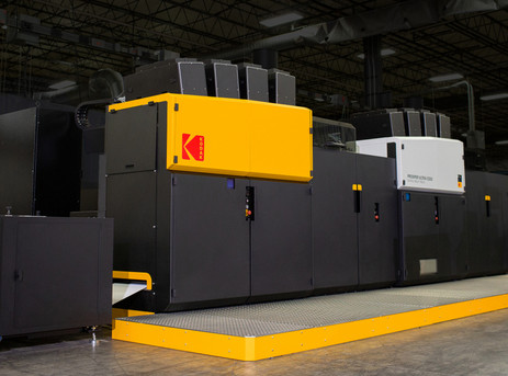 Kodak withdraws from drupa 2021