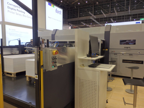 Durst launches single-pass systems for corrugated and labels