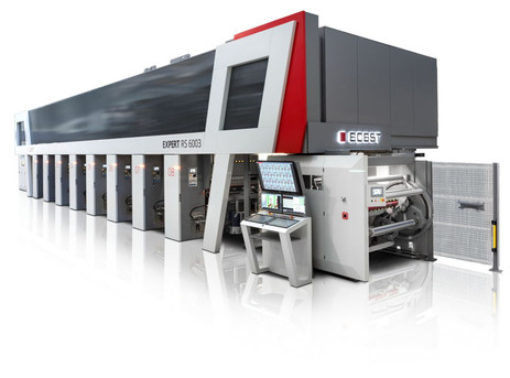 BOBST launches new gravurepress for flexible materials: the EXPERT RS 6003