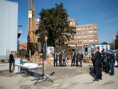 KBA builds new demo centre in Würzburg