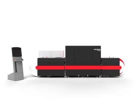 Xeikon launches new 7 colour label press