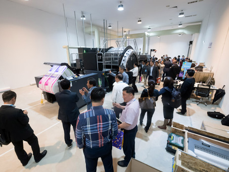 HP installs the first PageWide T400S in Asia