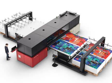 Agfa adds upgradable printer to Jeti Tauro range