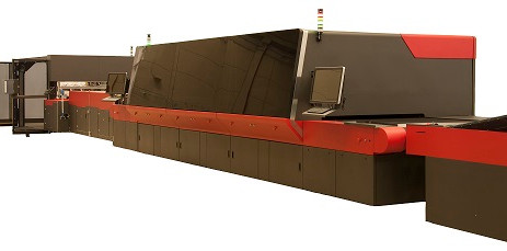EFI launches new version of Nozomi corrugated printer