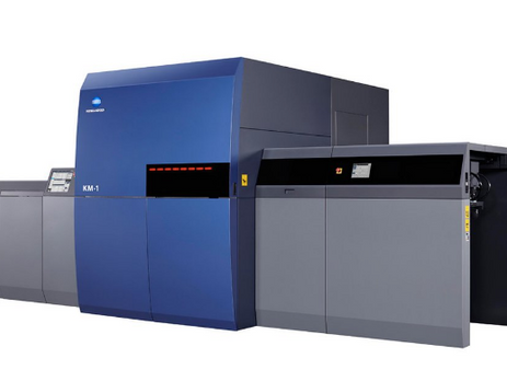 Konica Minolta to focus on industrial print market with Accurio brand