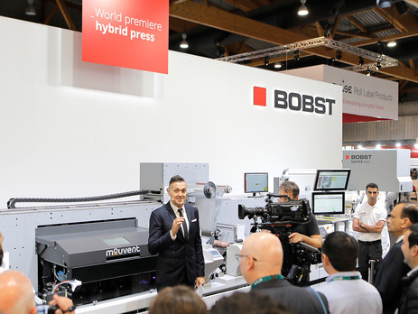 BOBST to present latest breakthrough solutions and services for labels and packaging at Labelexpo As