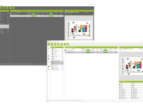 Colour management 4.0: CGS ORIS introduces new software versions