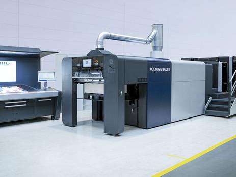 Koenig & Bauer launches new Rapida 105 generation