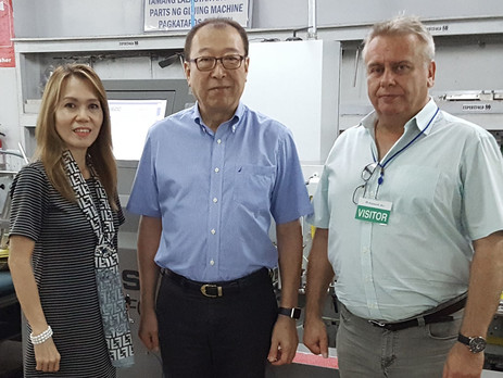 Philippines' Printwell increases output with BOBST