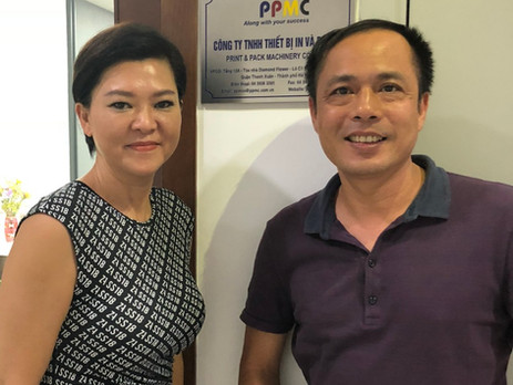 MPS appoints Vietnam agent