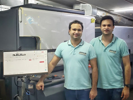India's Janus International installs new HP Indigo