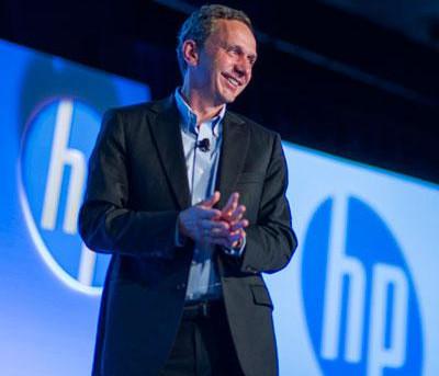 HP announces new CEO