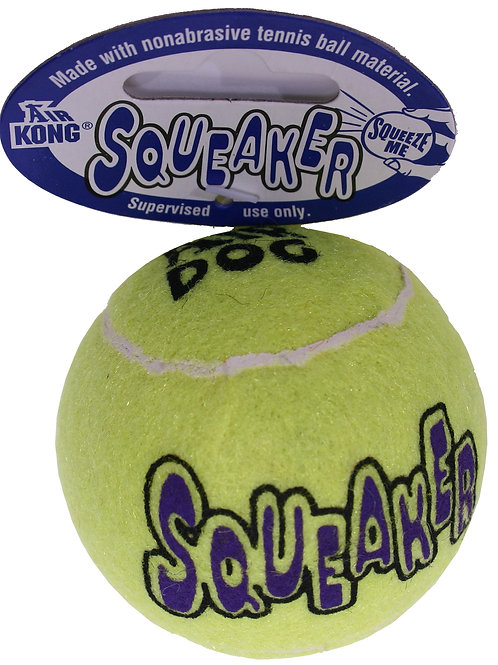 Kong Air squeaker Tennisboll
