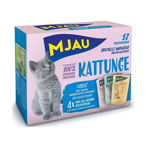 Mjau Multipack Kattunge