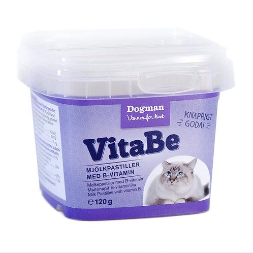 Mjölkpastiller B-vitamin