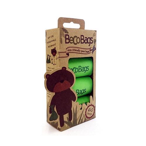 Refill Beco bajsbåsar 4-pack
